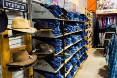 Stetson Hats at Rainbow Ag