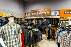Carhatt shirts at Rainbow Ag