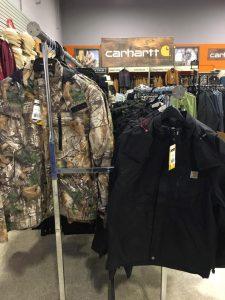 In store now, Carhartt Rain Gear