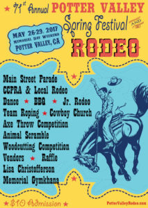 Potter Valley Rodeo