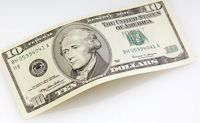 have a $10 bill!